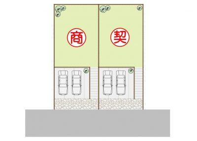 田辺3丁目【2区画】